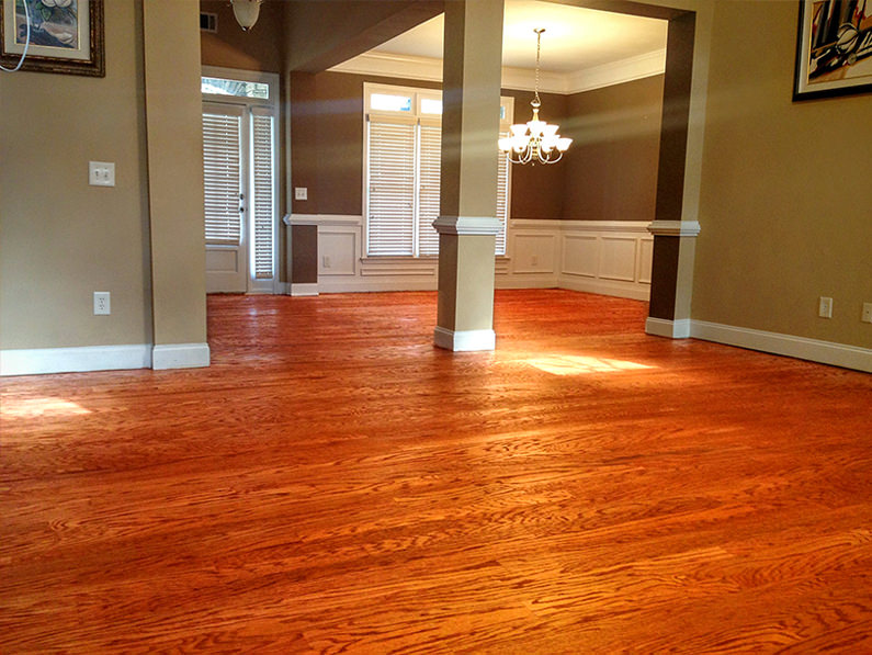 hardwood floor refinishing grayson