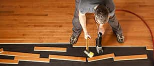 When It Comes To Your Hardwood Floor Installation, Donu0027t Settle For Less  Than The Best! We Offer A Full Warranty On Every Wood Floor Installation  And Are ...