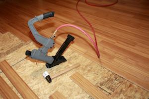 hardwood floor installers